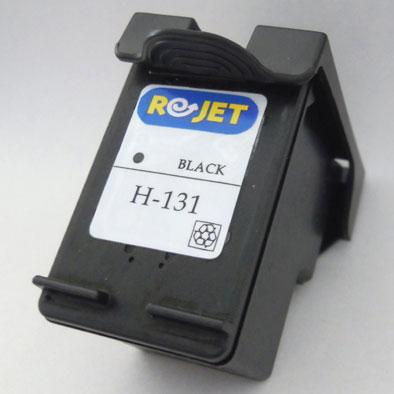 HP リサイクルインクカートリッジ HP-131BK ブラック 2個セット 〔対応機種〕・NEC 社製「スピークスプラス」「スピークス」SP-P70HW/P70H
