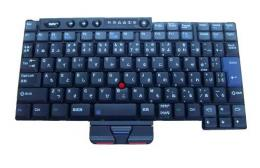 IBM:ThinkPad X30用 ノートパソコン キーボード 新品 08K4942 黒