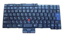 IBM:ThinkPad R50シリーズ等14.1インチ用 ノートパソコン キーボード 39T0520 黒 〔対応機種〕R50シリーズ/R50Pシリーズ/R50eシリーズ/R51シリーズ/R52シリーズ T40シリーズ/T41シリーズ/T41Pシリーズ/T42シリーズ/T42Pシリーズ/T43シリーズ/T43Pシリーズ
