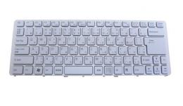 SONY:VGN-NWシリーズ用 ノートパソコン キーボード 新品 148737911 白