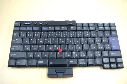 IBM ThinkPad T4シリーズ 液晶14インチ ノートパソコン 用 キーボード 39T0582