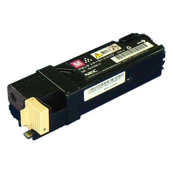 NEC リサイクルトナー PR-L5700C-17 M 〔対応機種〕 ・Multiwriter5700C/5750C