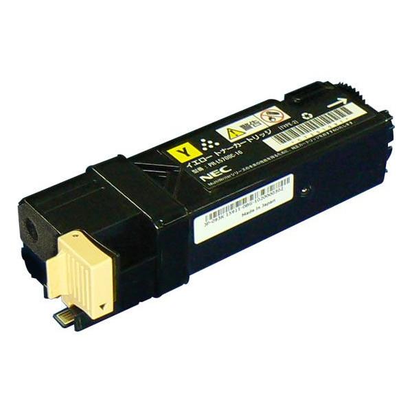 NEC リサイクルトナー PR-L5700C-16 Y 〔対応機種〕 ・Multiwriter5700C/5750C