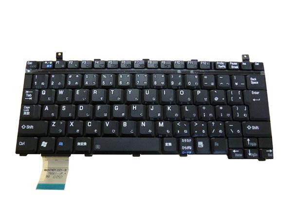 東芝:M36 173C/2W等用 ノートパソコン キーボード 新品 NSK-T620J 黒 互換品 〔対応機種〕・ダイナブック SS M36 173C/2W