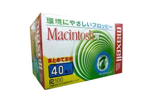 日立マクセル MFHDMAC.C40K MAC用 40枚紙パック入 【4902580320577 】