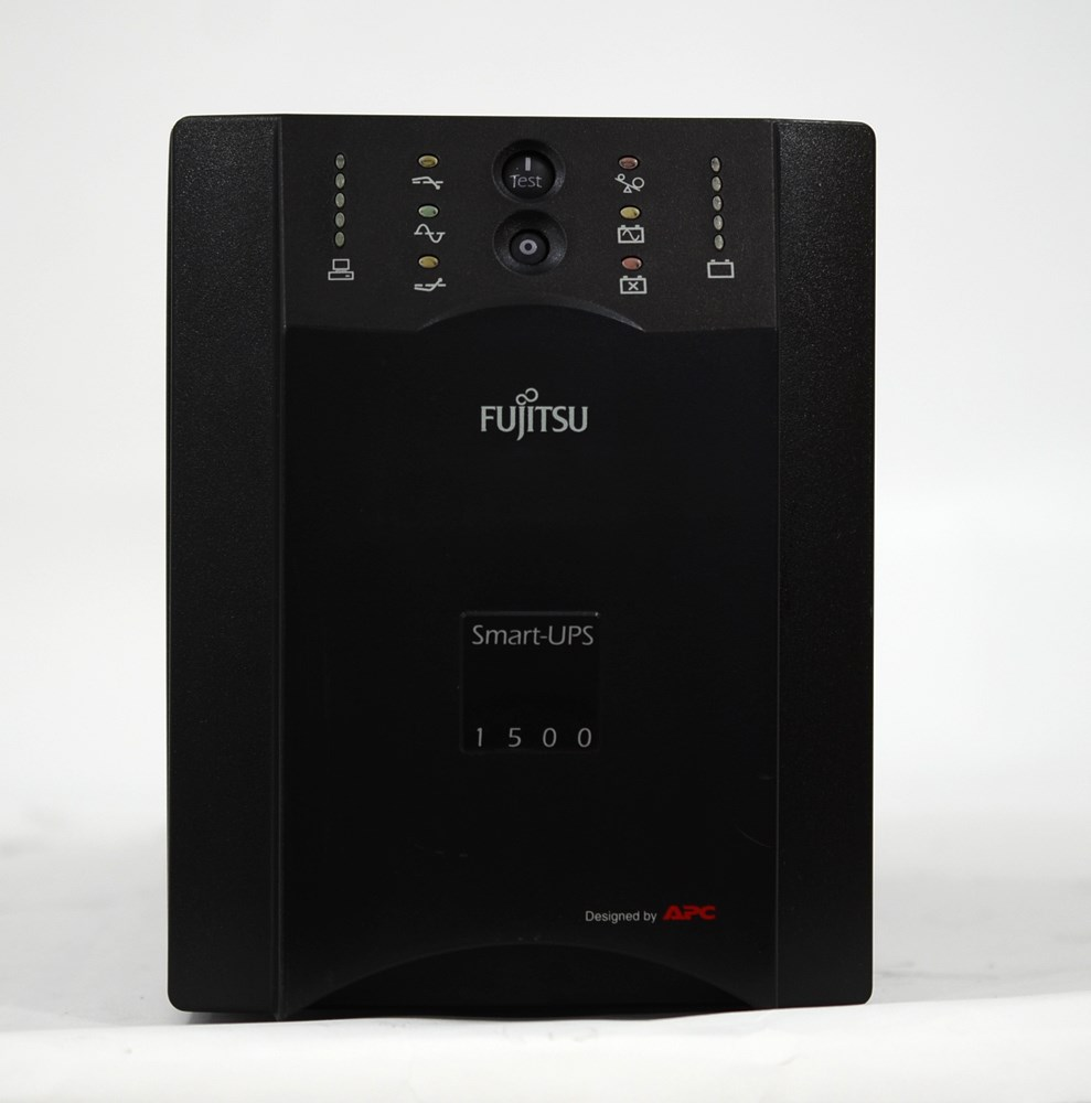 【中古】FUJITSU 1500J Smart-UPS 1500J 〔※APC SUA1500JB同等品〕 FJ1500J(GP5SUP110) 新品互換バッテリー交換 Smart-UPS 〔※APC&メンテナンス済み, はたち健康ライフ研究所:6519b891 --- officewill.xsrv.jp