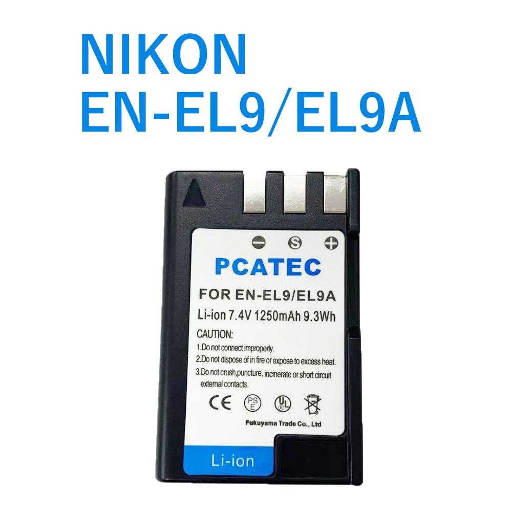 NIKON EN-EL9対応互換バッテリー☆D40/D50/D60/D3000/D5000