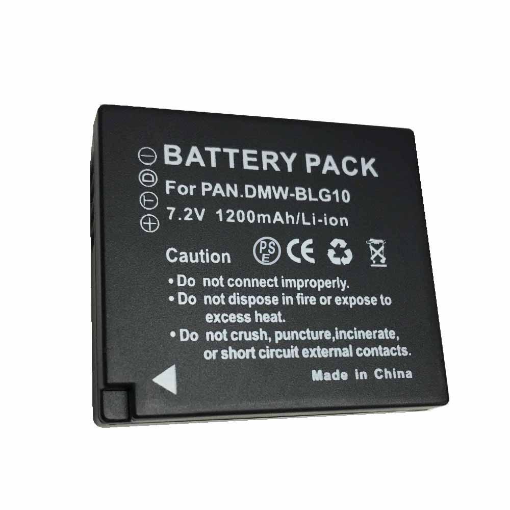 LUMIX DMC-GF3 GF5 GF6 GX7 シリーズ対応 送料無料 激安特価品 Panasonic パナソニック 売店 DMW-BLE9 DMW-BLG10 純正充電器で充電可能 互換バッテリー 残量表示可能 DMC-TZ85 DMC-GF6 DMC-GF5 ルミックス DMC-GX7 純正品と同じよう使用可能 DMC-TX1