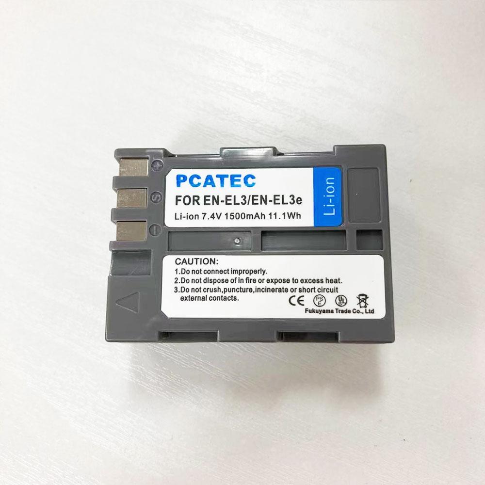 早割クーポン NIKON ニコン EN-EL3 EN-EL3e対応互換バッテリー☆D200 D80対応 D90 本日の目玉