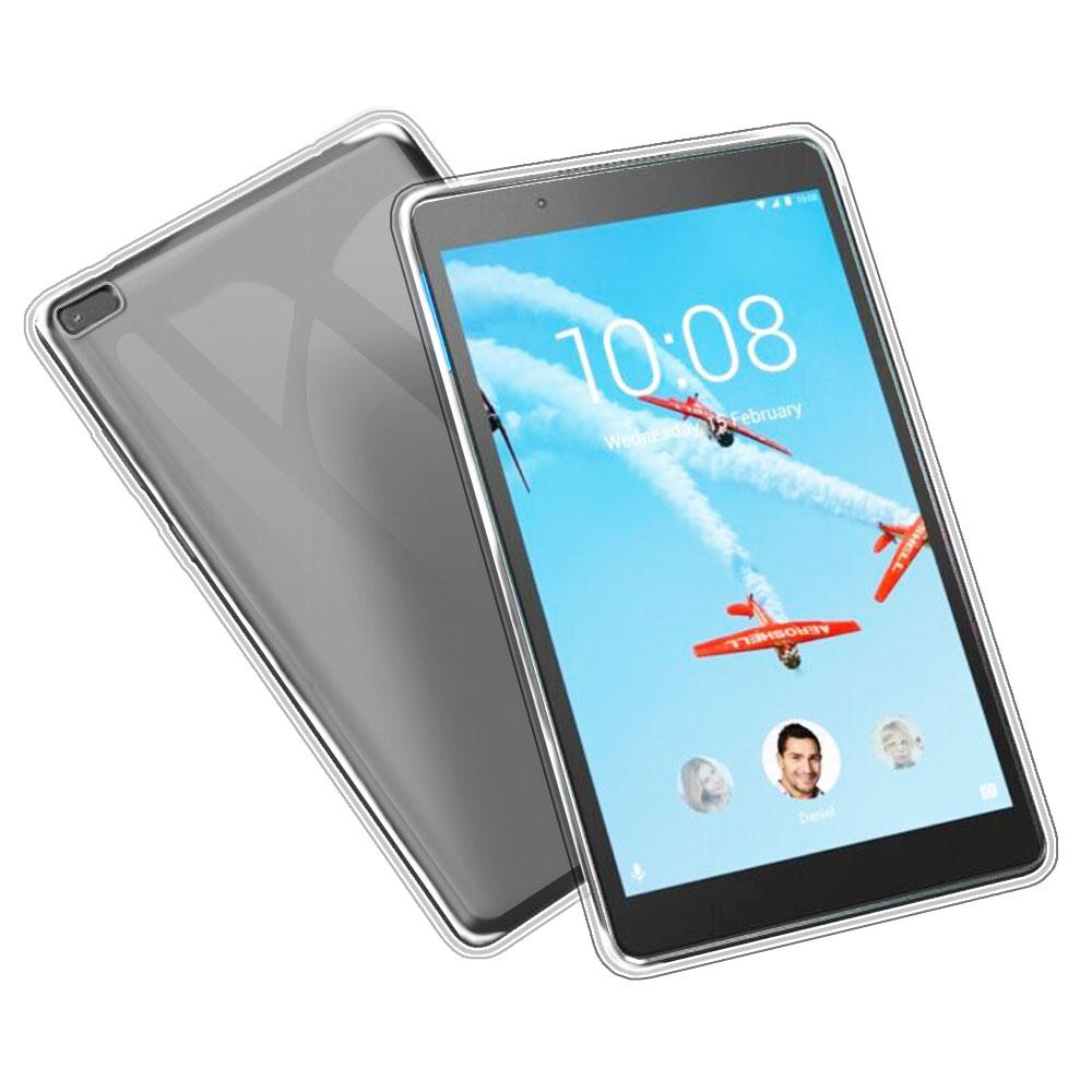 送料無料 Lenovo Tab 再入荷 予約販売 E8 TB-830F ケース クリア ソフト 半透明 超軽量 TPU素材 低価格化 専用 保護カバー新型 背面ケース カバー 極薄落下防止