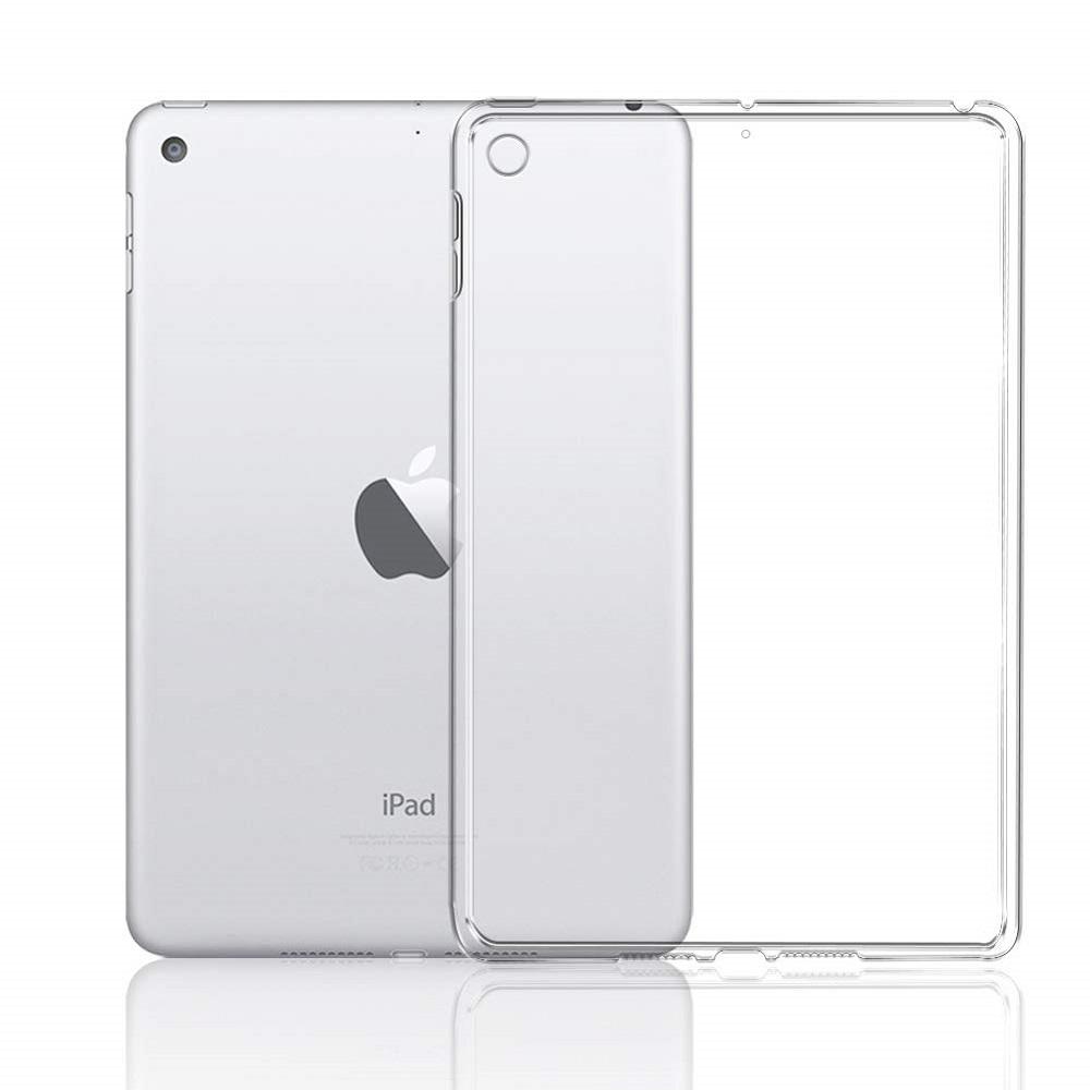 送料無料 iPad Mini5 2019 ケース TPU素材 タブレット用 耐衝撃 クリア クリスタル 軽量 新型 年中無休 超薄型 半透明or透明 保護カバー 背面カバー 供え
