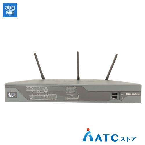 【中古】CISCO892W-AGN-P-K9[Cisco][ルータ][ISR800 Series ]【可】
