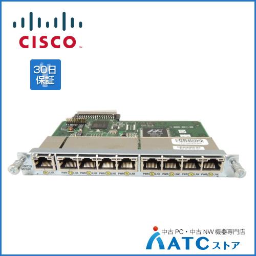 【中古】HWIC-D-9ESW[Cisco][モジュール][HWIC]
