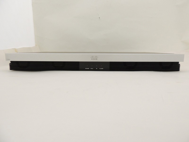 【中古】cisco C60 Integrator Package TS-INTP-C60-K9[cisco][テレビ会議システム]