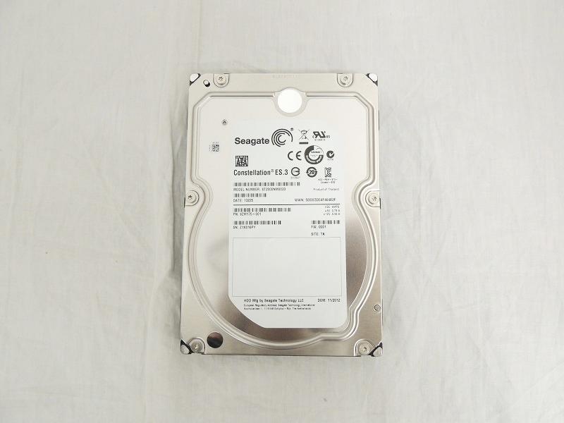 【中古】Seagate 2TB 7.2K 128MB SATA 3.5インチ ハードディスク[Seagate][HDD]