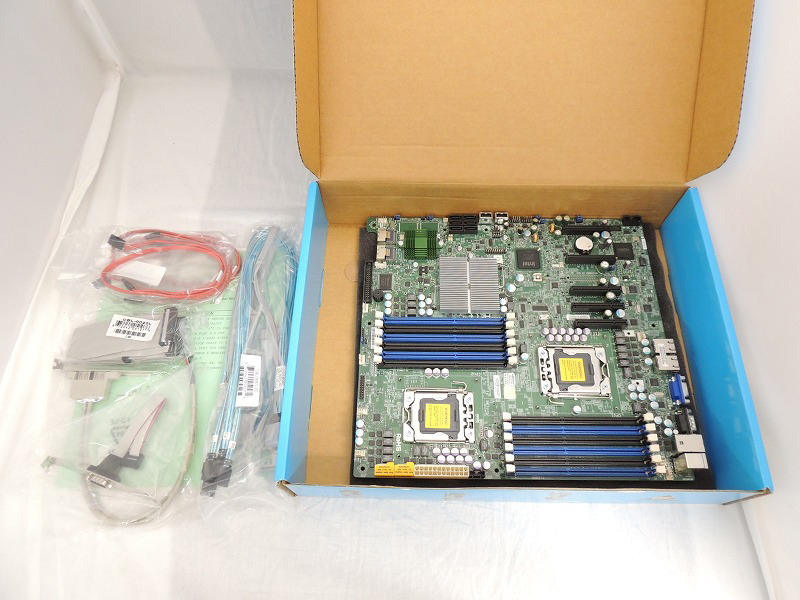 【中古】Supermicro X8DT6-F Motherboard[Supermicro][MB][マザーボード]