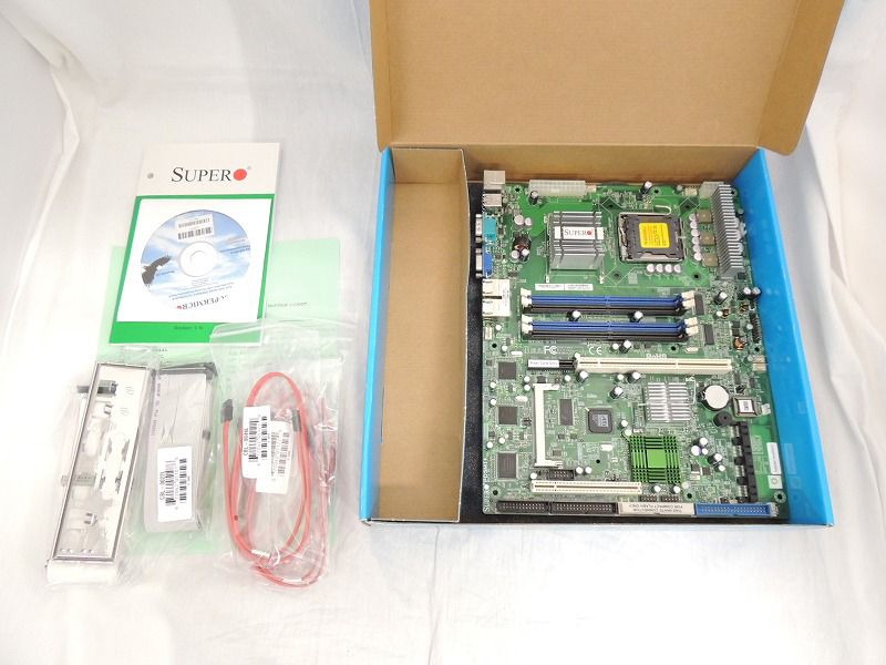 Motherboard[Supermicro][MB][マザーボード] PDSMi 【中古】Supermicro