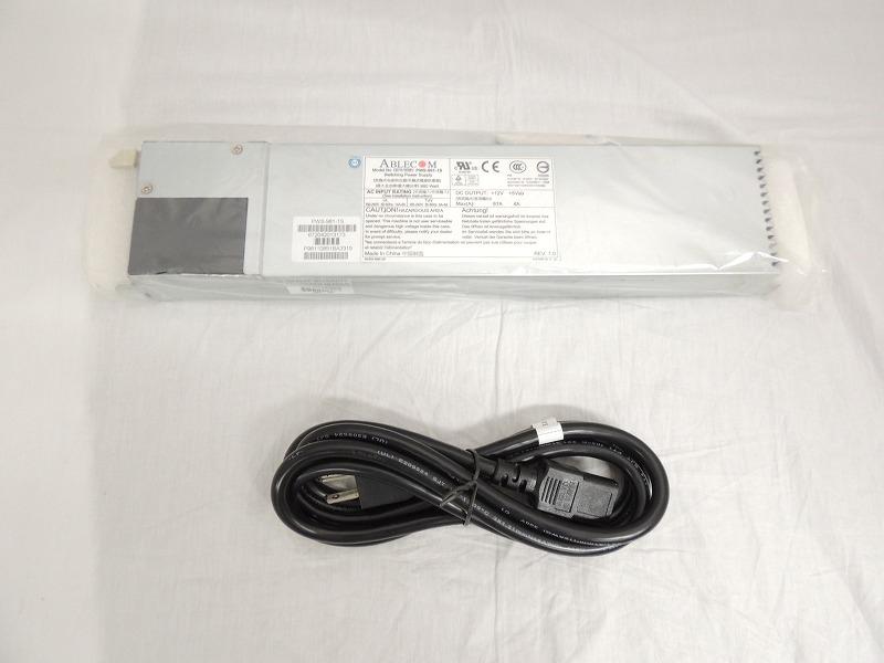 【中古】Supermicro 980W 1U AC Power Supply [Supermicro][PSU]