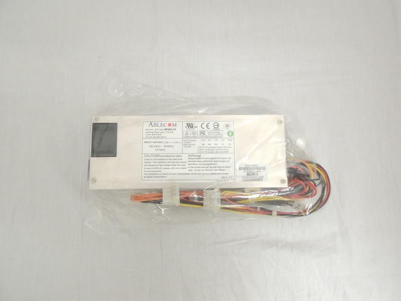 【中古】Supermicro 260W 1U Multi-Output Power Supply[Supermicro][PSU]