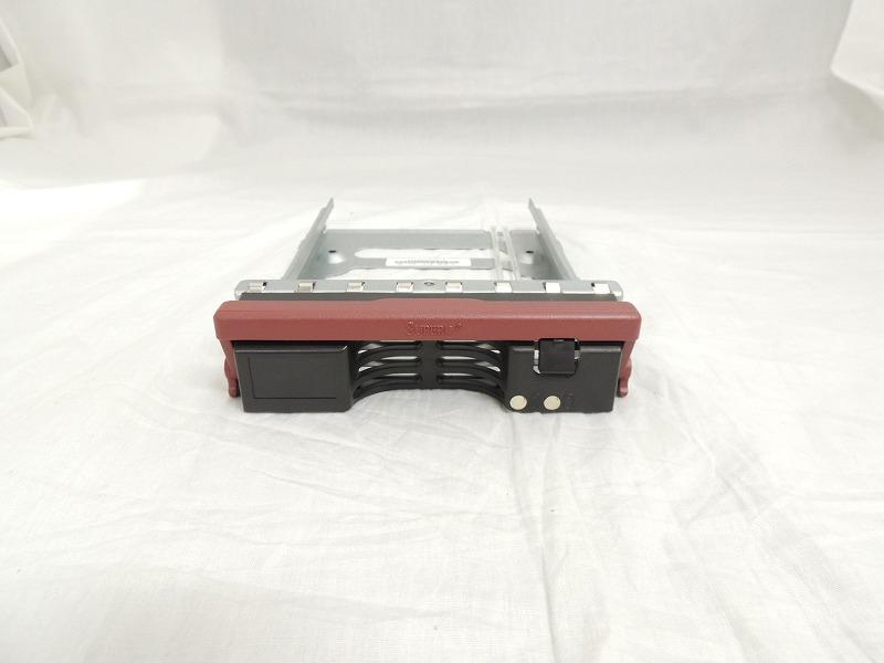 【中古】Supermicro ドライブキャリア HDD CSE-811T-260用[Supermicro][パーツ]