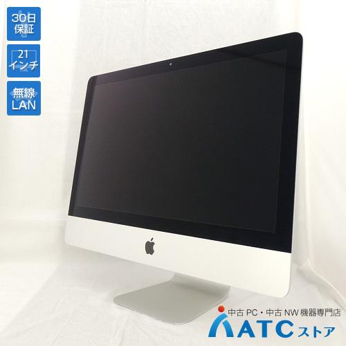 【中古デスクトップパソコン】Apple/iMac/MK442J/A/Core i5 2.8GHz/1TB Fusion Drive/メモリ16GB/21.5インチ/Mac OS X 10.11【良】