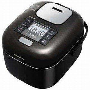 パナソニック Panasonic 可変圧力 IHジャー炊飯器 Wおどり炊き SR-JW057-KK [シャインブラック] [3合炊き] (送料無料・一部地域除く)