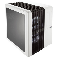 Corsair Carbide Air 540 Arctic White CC-9011048-WW (電源別売 ATX キューブ)
