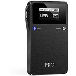 Fiio ポータブルヘッドフォンアンプ E17K