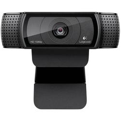 ロジクール HD Pro Webcam C920r [ブラック] (300万画素 フルHD 1080p対応 Webカメラ)