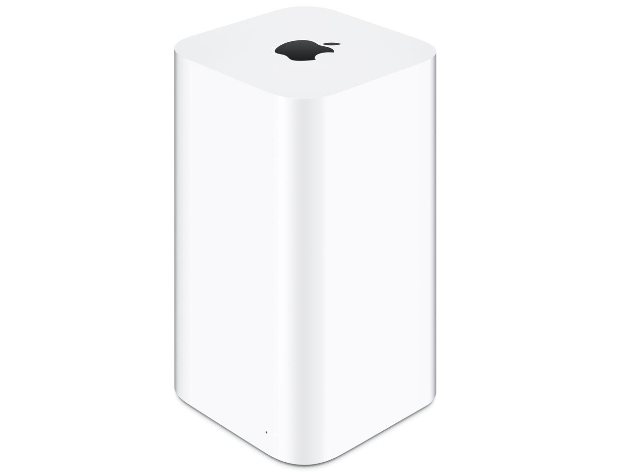 【中古】Apple AirMac Time Capsule 2TB ME177J/A (Mac専用ネットワーク対応 外付HDD 2TB)(10日間返品保証)