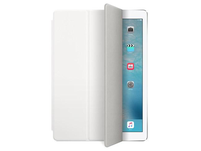APPLE 12.9インチiPad Pro用 Smart Cover MLJK2FE/A [ホワイト]