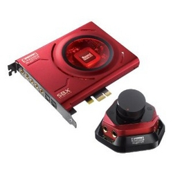 CREATIVE サウンドカード PCIe Sound Blaster Zx SB-ZX