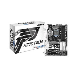 ASRock H270 Pro4 (ATX LGA1151 Intel H270 DDR4)