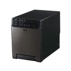 エレコム LGB-4BNHEU3 [ブラック] (USB3.0/eSATA接続 SATA3.5インチ対応 HDDケース)