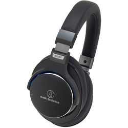 オーディオテクニカ ATH-MSR7 BK [ブラック] (ハイレゾ音源対応)