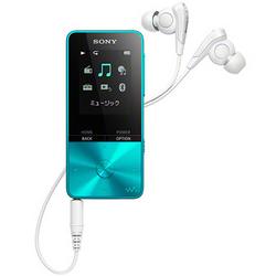 ソニー ウォークマン Sシリーズ NW-S315 L (ブルー 16GB)