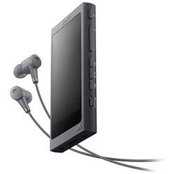 ソニー ウォークマン Aシリーズ NW-A45HN (B) (グレイッシュブラック 16GB)