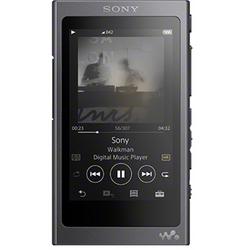ソニー ウォークマン Aシリーズ NW-A47 (B) (グレイッシュブラック 64GB ヘッドホン別売モデル)