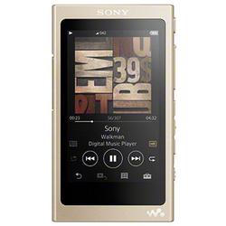 ソニー ウォークマン Aシリーズ NW-A47 (N) (ペールゴールド 64GB ヘッドホン別売モデル)