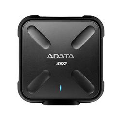 ADATA Durable SD700 External ASD700-1TU3-CBK [ブラック] (USB 3.1Gen1接続 1TB)