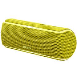 ソニー SRS-XB21 YC [イエロー] (Bluetooth接続 ワイヤレスポータブルスピーカー)