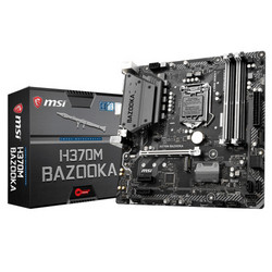MSI H370M BAZOOKA (MicroATX LGA1151 Intel H370 DDR4)