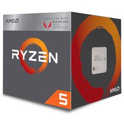 AMD Ryzen5 2400G [YD2400C5FBBOX] (Socket AM4 3.6GHz TDP65W)