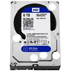 Western Digital 3.5インチ内蔵HDD WD60EZRZ-RT (6TB SATA600 5400) 代理店1年保証