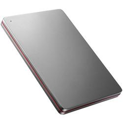 IODATA HDPX-UTS2K [Black×Red] (USB 3.1Gen1(USB3.0)/2.0対応 ポータブルHDD 2TB)