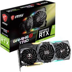 MSI GeForce RTX 2080 TI GAMING X TRIO (PCIExp GeForce RTX 2080Ti 11GB)