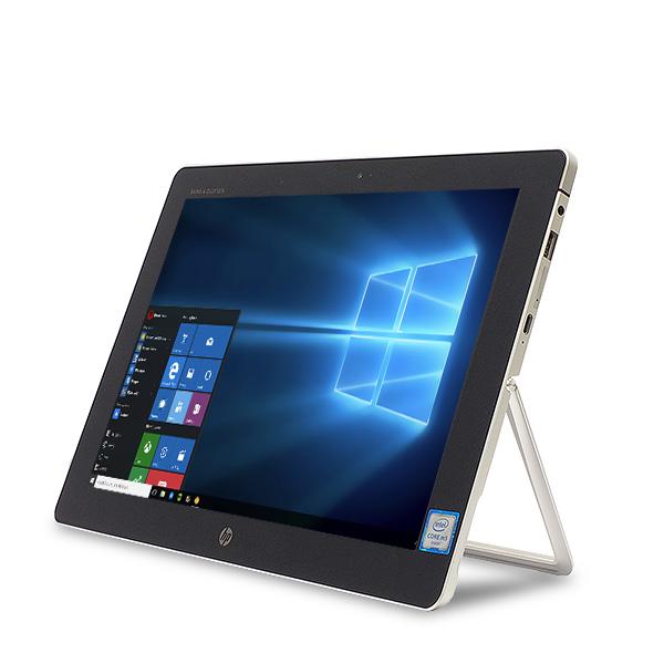 中古ノートパソコン HP 中古パソコン キレイ タブレット SSD 2in1 Wi-Fi+Cellular docomo Pro X2 1012 G1 Core M5 8GBメモリ 12インチ Windows10 Office 付き 【中古】 【送料無料】