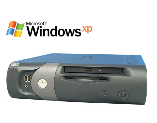 DELL Optiplex GX60SF Celeron 2.4GHz CD-ROM HDD40GB メモリー512MB WindowsXP Pro 中古 デスクトップ パソコン R-d-481