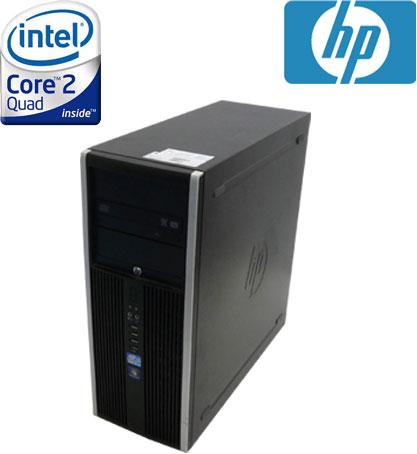 中古パソコン デスクトップ HP 8000 MT /Core2 Quad Q9650(3Ghz) /メモリ4GB /HDD500GB /DVDマルチ /Windows10Home 64bit/(0977AR)/中古