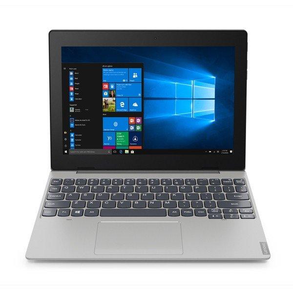 新品未使用 レノボジャパン Lenovo IdeaPad D330 ミネラルグレー「10.1型/Celeron N4020/メモリー4GB]82H0000BJP
